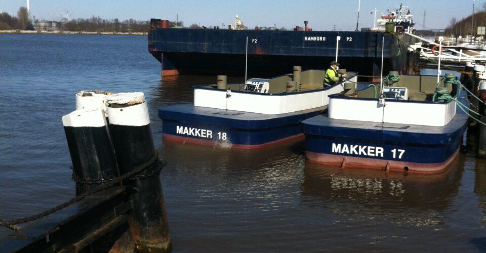 NB22-NB26 Mathilda – Antonia – Makker17&18 – Sanmar